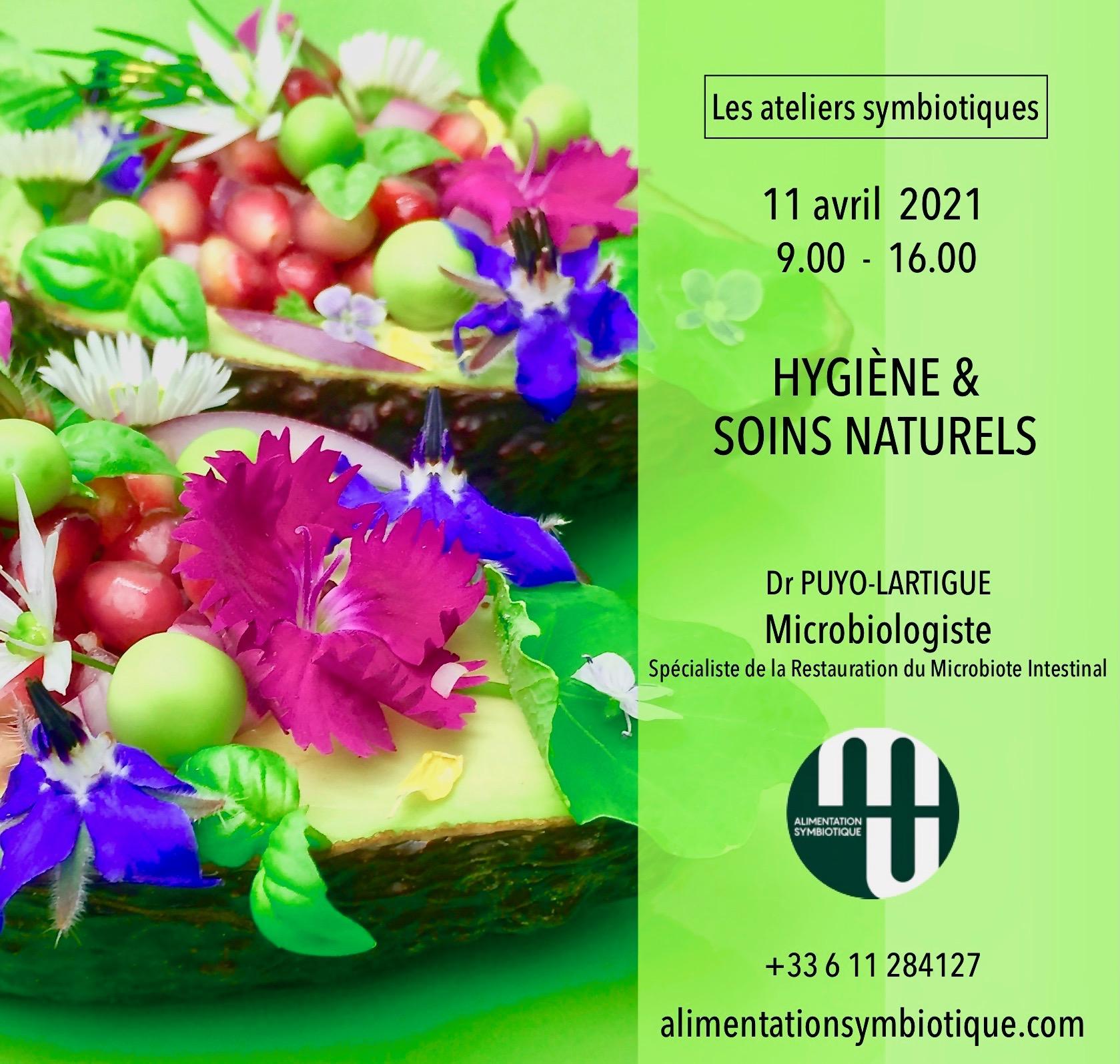 Affiche Atelier Santé 2021 2